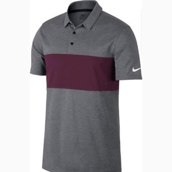 d4461a98 Nike Shirts | Mens Breathe Color Block Polo Sz Xxl | Poshmark